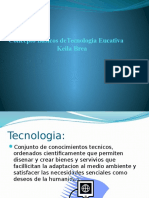 Concepto Basicos DeTecnologia Eucativa