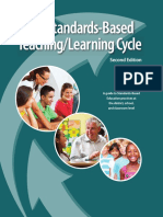 standards-based teaching  learning cycle