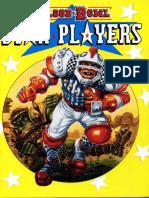 Blood Bowl - 2ª Ed. - StarPlayers