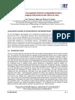 Delta Selective Glycopeptides Related to Enkepahlin Produce Progound Analgesioa
