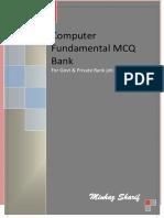 Computer Fundamental Mcq Bank-By Minhaz Sharif