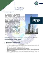 Case Study Shanghai Tower 2
