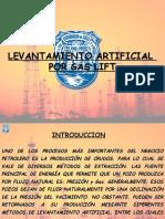 Levantamiento Artificial Gas LIFT