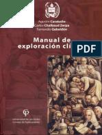 Manual de Exploración Clínica - ULA