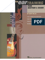 Guitar & Bass Book - Gary Willis - Ultimate Ear Training For Guitar And Bass.pdf