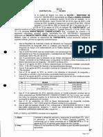 Contrato 463 Mintransporte