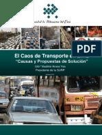 El Caos de Transito Lima