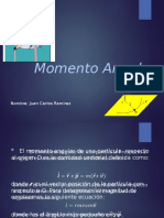 Momento Angular y Giroscopo