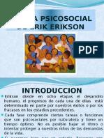 Teoria o Etapass Psicosocial Eric Erickson 2co