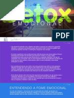 Livro PDF Detox e Reflexao Emocional Da Fome