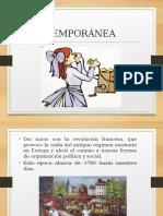 EDAD-CONTEMPORANEA