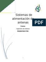 Sistemas de Alimentacion de Antenas