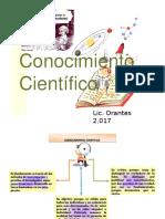 El Conoc Científico-ciencia