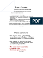 Project 05 Slides