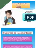 alimentacion diapositivas
