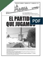 La Fragua Febrero 2017