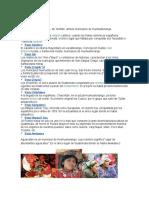 Etnias de Guatemal