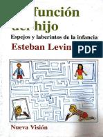 La función del hijo-Esteban Levin.pdf