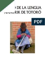 Lexico de La Lengua Namtrik de Totoro