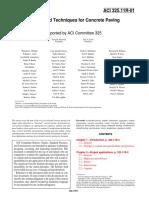 ACI 325.11R-01 - Accelerated Techniques for Concrete Paving (2001)