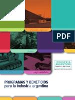 Guia 2014 Programas y Beneficios