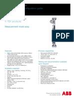 level transmiter Magnetico Abb
