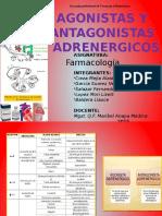 Adrenergicos Antagonistas