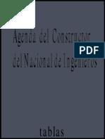 Agenda Del Constructor Del Nacional de Ingenieros