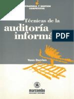 Técnicas de la auditoría informática.pdf