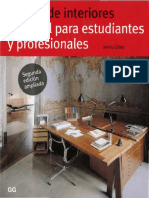 Diseño de Interiores Guía Útil Para Estudiantes y Profesionales