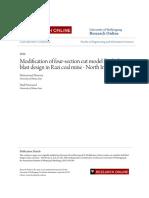 Modification of four-section cut model for drift blast design in.pdf