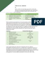 Compuestos Inorgánicos Del Carbono
