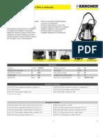 Aspiratore solidi-liquidi Karcher NT 70-2 Me