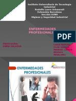 HIGIENE Y SEGURIDAD INDUSTRIAL Salud Laboral