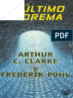 El Ultimo Teorema - Arthur C. Clarke