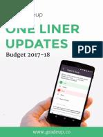 Budget One Liner Updates 17 18.PDF 82