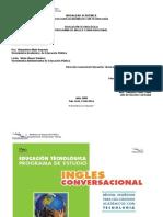 Tecnología Ingles Conversacional 2009