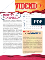 Dividend May'14 Issue-4541