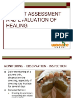 Patient Assessment and Evaluation of Healing1