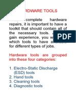 Lesson 2 Ict Hardware Tools Grade 8