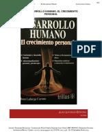 Revista Unam Desarrollo Humano