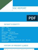 Case Report perdarahan cerebellum