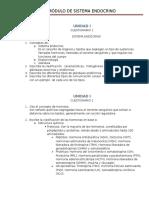 Cuestionarios Endocrino 1 a 3