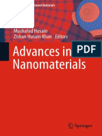 Advances in Nanomaterials