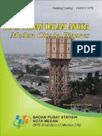 Kota Medan Dalam Angka 2016