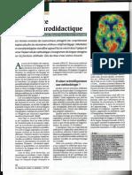 Naissance Neurodidactique
