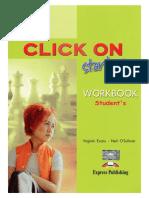 решебник по английскому языку click on 2 workbook