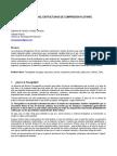 Tensegridad-Estructuras de Compresión Flotante by GOMEZ-JAUREGUI