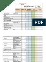 Technical Bid Evaluation Dahana - Mechanical IK0 - AZ0 -IK1