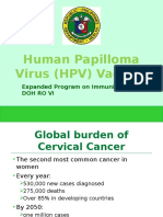 Human Papilloma Virus